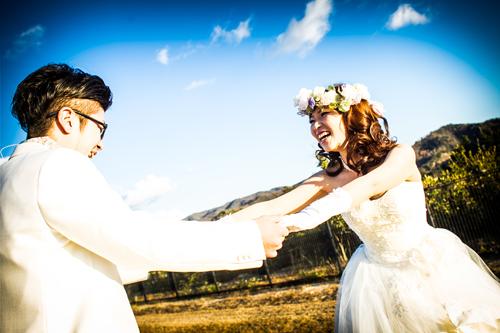 ロケフォト結婚